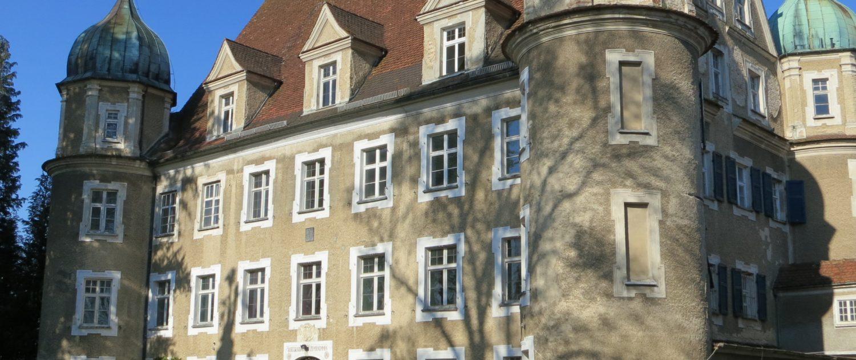 Schloss_Hürbel_Ansicht Ostseite (c) Schloss Hürbel
