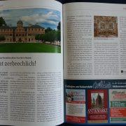 RegioMagazin Schloss Favorite