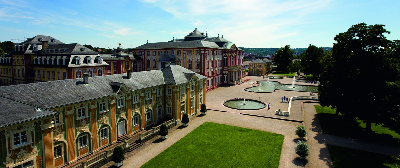 Schloss Bruchsal , Foto (c) by SSG, Achim Mende