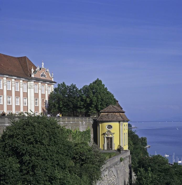 Neues Schloss Meersburg (c) Foto: SSG, Arnim Weischer