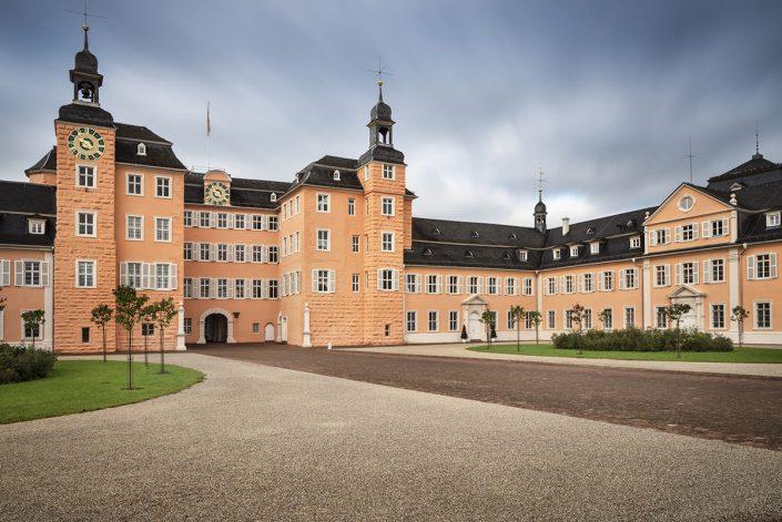 Schloss & Schlossgarten Schwetzingen, Foto (c) by SSG, Günther Bayerl