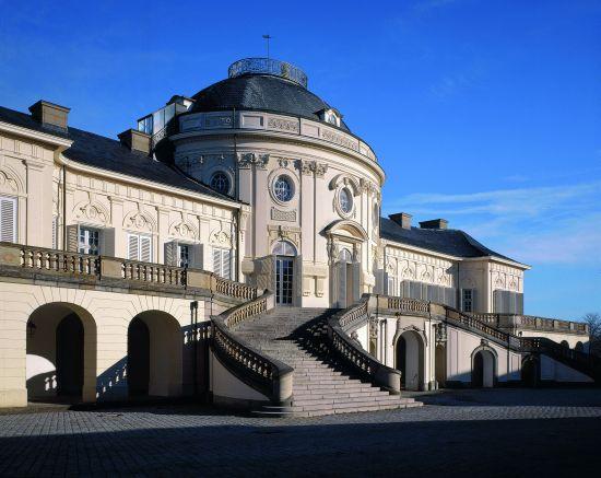 Schloss Solitude, (c) Foto: Staatliche Schlösser und Gärten Baden-Württemberg, Joachim Feist