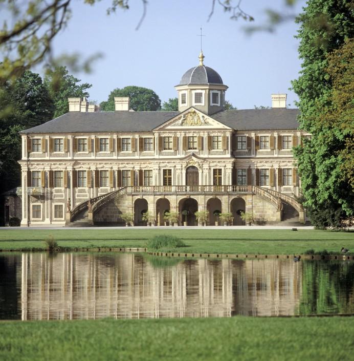 Schloss Favorite, Rastatt, Foto (c) by SSG, Arnim Weischer