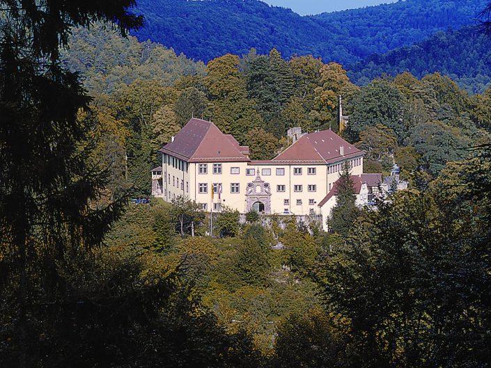 Schloss Neuenbürg; Foto © by Achim Keiper