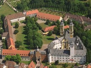 Deutschordensmuseum Bad Mergentheim, © by Luftbild Bytomski, Würzburg