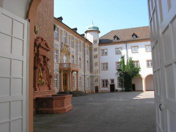 Schloss Ettlingen, Foto (c) by Stadt Ettlingen