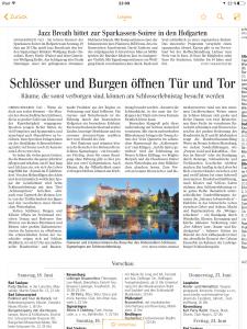 Oberschwaben_Schwäbische Zeitung Sigmaringen 13062016