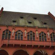 Fassade des Historischen Kaufhauses in Freiburg