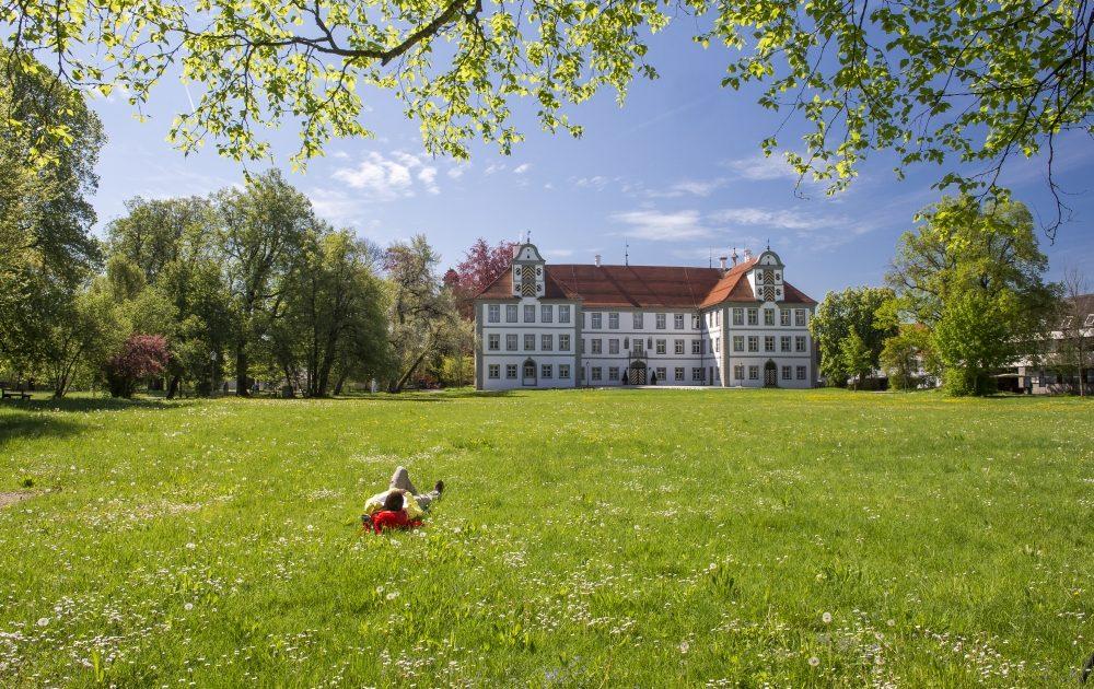 Neues Schloss Kißlegg (c) Schloss Kißlegg