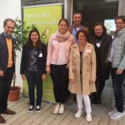 Hohenloher Gartennetzwerk LaGaWürzburg 2018