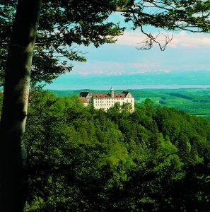 Schloss Heiligenberg über dem Bodensee (c) Haus Fürstenberg, Foto: Kurt Kramer, Bietigheim
