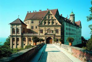 Schloss Heiligenberg, Portal (c) Haus Fürstenberg, Foto: Kurt Kramer, Bietigheim