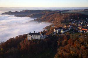 Schloss Heiligenberg, Gesamtanlage (c) Haus Fürstenberg, Foto Achim Mende, Überlingen