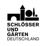 """Logo des Vereins """"Schlösser und Gärten in Deutschland e. V."""""""