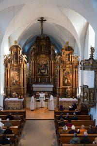 Kloster Kirchberg, Johanniskirche, (c) Kloster Kirchberg