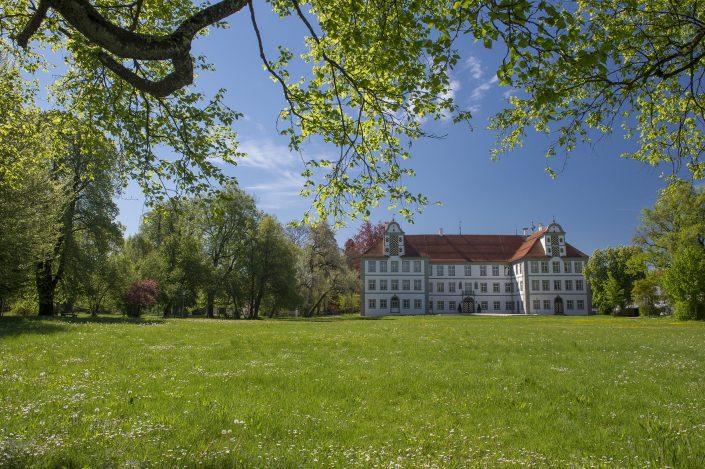 Neues Schloss Kisslegg, Foto (c) by Klaus-Peter Kappest