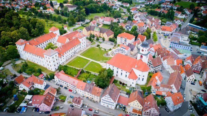 Schloss Meßkirch, Foto © by Stadt Meßkirch
