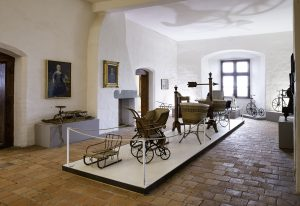 Schloss Waldburg - Ausstellung im 3.OG der Burg (c) Silke Monk, Kissleg