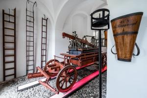 Feuerwehrmuseum Schloss Salem