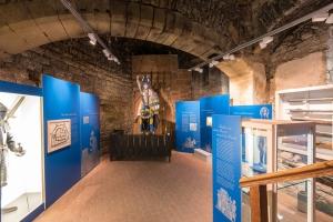 Burgmuseum Burg Guttenberg Mittelalter
