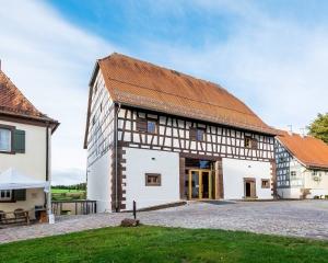 Kloster Kirchberg, Obere Scheuer, (c) Tom Kattwinkel