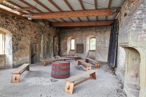 Burg Hornberg, Burgklassenzimmer, (c) Foto: Marc Gilardone