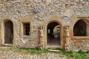 Burg Hornberg, Palas Berlichingen, Foto (c) Marc Gilardone