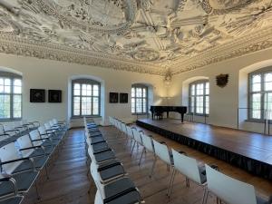 Schloss Achberg, Rittersaal, (c) Christel Voith