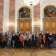 Workshop Schloss Mannheim Gruppenbild
